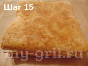 Торт Наполеон - самый лучший и простой рецепт слоеного теста