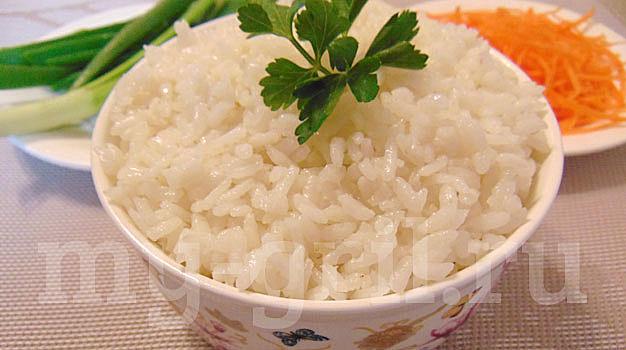 Как правильно сварить в мультиварке рис для гарнира 7