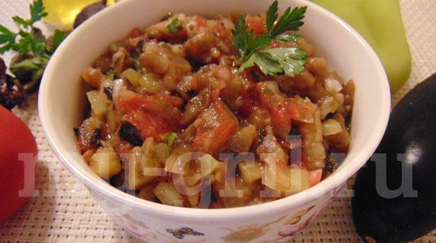 Как приготовить соте овощное в духовке рецепт с фото